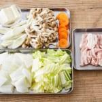 豚肉で作る「コクうま野菜だし鍋」の作り方_0_0