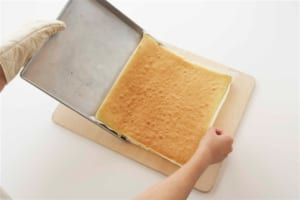 いちごのヨーグルトロールケーキの作り方_5_1
