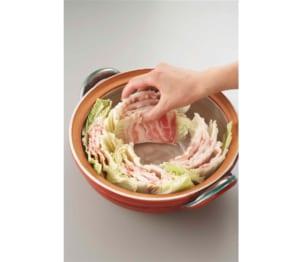 豚バラと白菜の重ね鍋の作り方_0_3