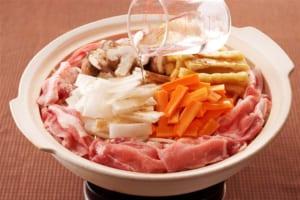 大根と豚肉のだし蒸し鍋の作り方_2_2