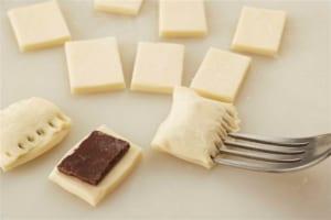 ハートのプチチョコパイの作り方_5_1