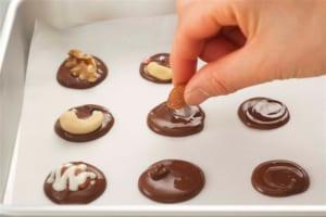チョコパレットの作り方_7_1