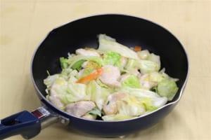 鶏むね回鍋肉(カット野菜使用)の作り方_1_1