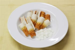 ちくわのマヨコーン焼きの作り方_0_1