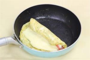 チーズinうず巻き卵の作り方_2_1