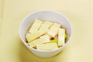 レンジでとろぷる洋風茶碗蒸しの作り方_2_0