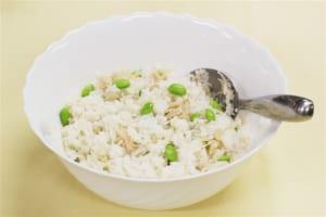 ほたてと枝豆の混ぜごはんの作り方_1_1