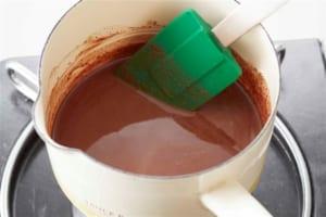ハートのチョコラスク の作り方_1_2