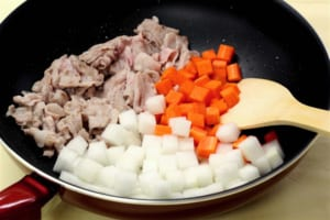 豚バラ大根丼の作り方_1_1