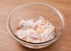 マヨネーズでやわらか鶏のから揚げの作り方_0_1