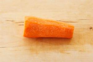 にんじんのレンジ温野菜♪黒酢味の作り方_0_0