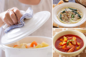 カラダの中からポカポカ♪「スープ野菜」で冬支度をはじめよう