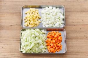 たっぷり野菜のミネストローネの作り方_0_1