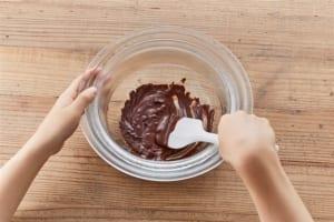 ハートチョコレートケーキの作り方_6_1