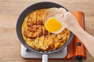 豚ロース肉で作る 基本のかつ丼の作り方_3_1