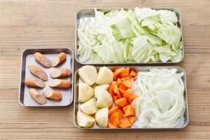 たっぷり野菜のコンソメスープの作り方_0_1