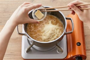 チーズリゾットの作り方_3_1