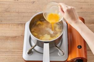 丸鶏かき玉にゅうめんの作り方_1_1