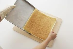 いちごサンタともみの木のショートケーキの作り方_4_0