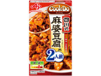 「Cook Do」四川式麻婆豆腐用2人前