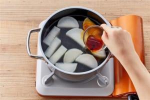 大根のべっこう煮の作り方_2_1