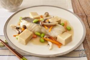 たらと高野豆腐のトロ煮