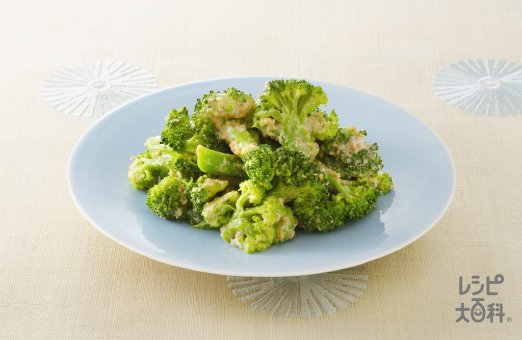 葉酸たっぷり食材活用レシピ特集