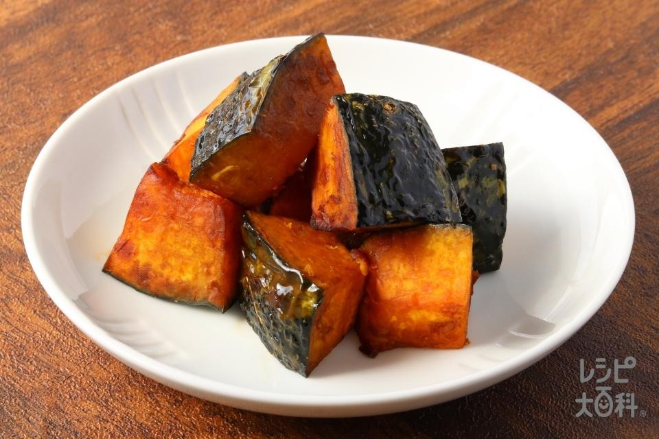 かぼちゃのグリル(かぼちゃを使ったレシピ)