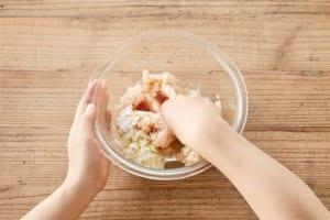鶏だんご鍋の作り方_5_0