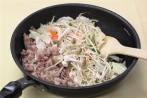 簡単!!肉野菜炒めの作り方_1_1