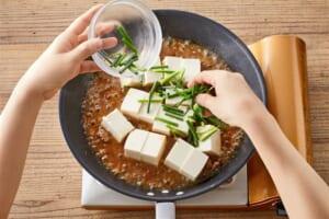 肉そぼろ豆腐の作り方_2_1
