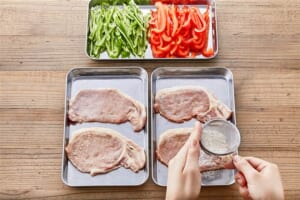 豚肉のピカタの作り方_0_0