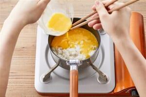 たまご雑炊の作り方_1_0