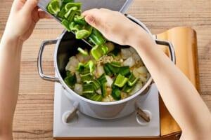 鶏肉のトマト煮込みの作り方_2_1