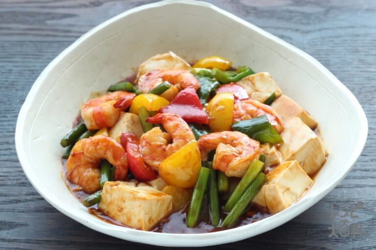 えび麻婆豆腐