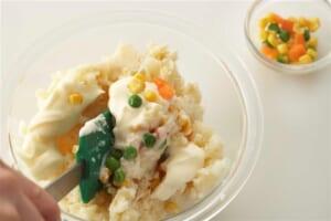 ポテトサラダツリーの作り方_3_3