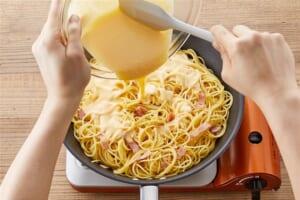 スパゲッティカルボナーラの作り方_2_1