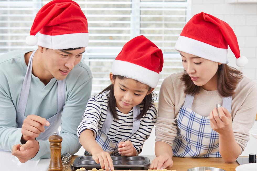 かわいい&絶品、作るのも楽しいクリスマスレシピ大集合