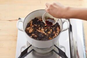 ひじきの煮物の作り方_3_1