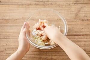鶏だんご鍋の作り方_5_1