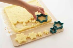 星のツリーケーキの作り方_7_2