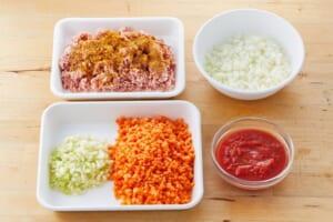 じっくり炒めた玉ねぎとひき肉のキーマカレーの作り方_0_1
