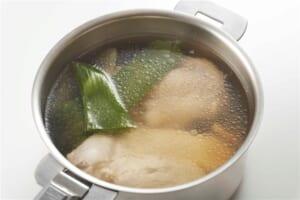 ゆで鶏のカレー炒めの作り方_4_1