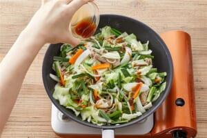 中華屋さんの肉野菜炒めの作り方_2_1