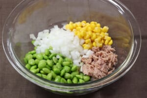 枝豆のツナマヨサラダの作り方_2_1