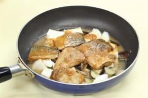さばとなすの味噌煮の作り方_2_1