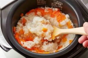 炊き込み帆立香味ご飯の作り方_2_3