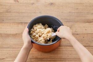 生姜のだし炊きご飯の作り方_3_1