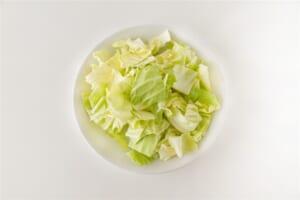 キャベツの簡単洋風サラダの作り方_0_1
