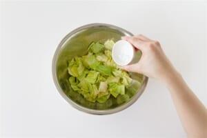 キャベツの簡単洋風サラダの作り方_0_2